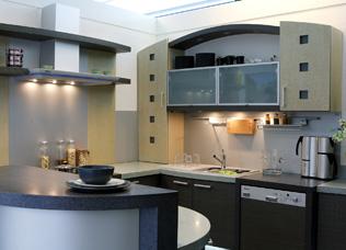Realizácie interiérov pre domácnosti